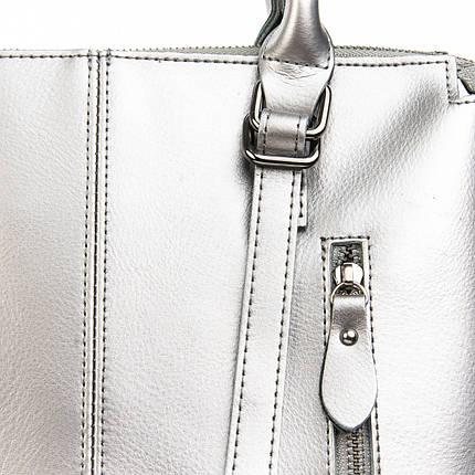 Сумка Женская Классическая кожа ALEX RAI 08-4 330 grey, фото 2