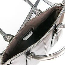 Сумка Женская Классическая кожа ALEX RAI 08-4 330 grey, фото 3
