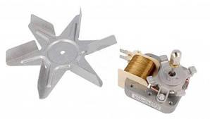 Вентилятор конвекции для духовки Ariston, Whirlpool (C00398229) 481010781691