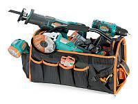 Сумка-органайзер для инструмента Sturm TB0040 (22 кармана, 400*200*320 мм)