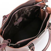 Сумка Женская Классическая кожа ALEX RAI 08-4 8772 purple, фото 3