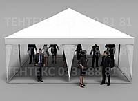 """Торговый шатер павильон """"Пирамида 6х6"""" Белый, фото 1"""