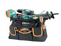 Сумка-органайзер для инструмента Sturm TB0140 (26 карманов, 400*300*210 мм)