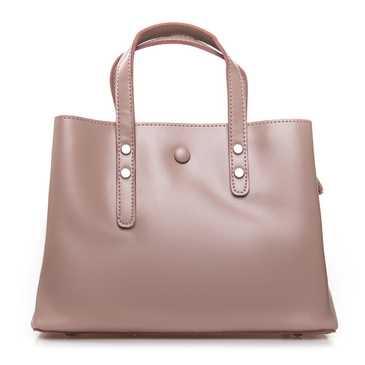 Сумка Женская Классическая кожа ALEX RAI 2-02 349 pink