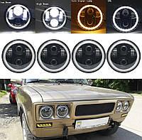 Фары светодиодные ВАЗ 2106 - 2103. BMW E34 / E30