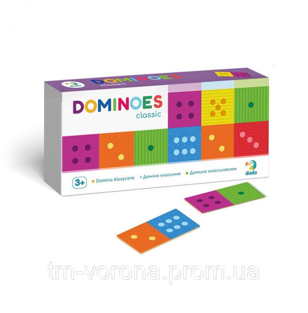 Домино игровой набор