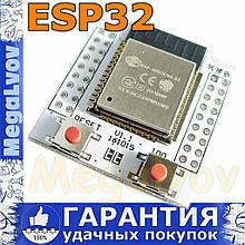 Адаптер плата переходник  для Wi-Fi модулей ESP-32 ( ESP-32S, ESP-3212 ESP WROOM )