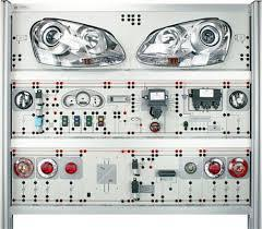Системи освітлення авто