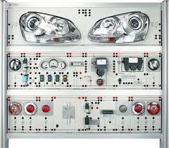 Системы освещения авто