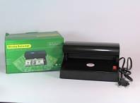 Ультрофиолетовая лампа, детектор валют работает от сети 101A1C