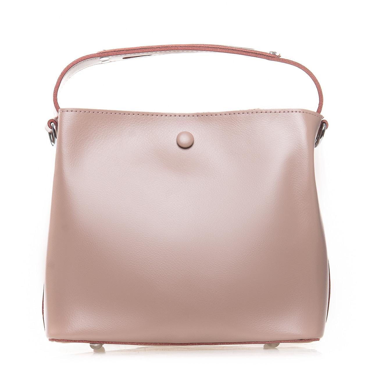 Сумка Женская Классическая кожа ALEX RAI 2-02 8702 pink