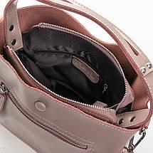 Сумка Женская Классическая кожа ALEX RAI 2-02 8702 pink, фото 3