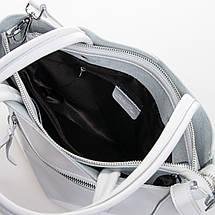 Сумка Женская Классическая кожа ALEX RAI 2-02 8773 white, фото 3