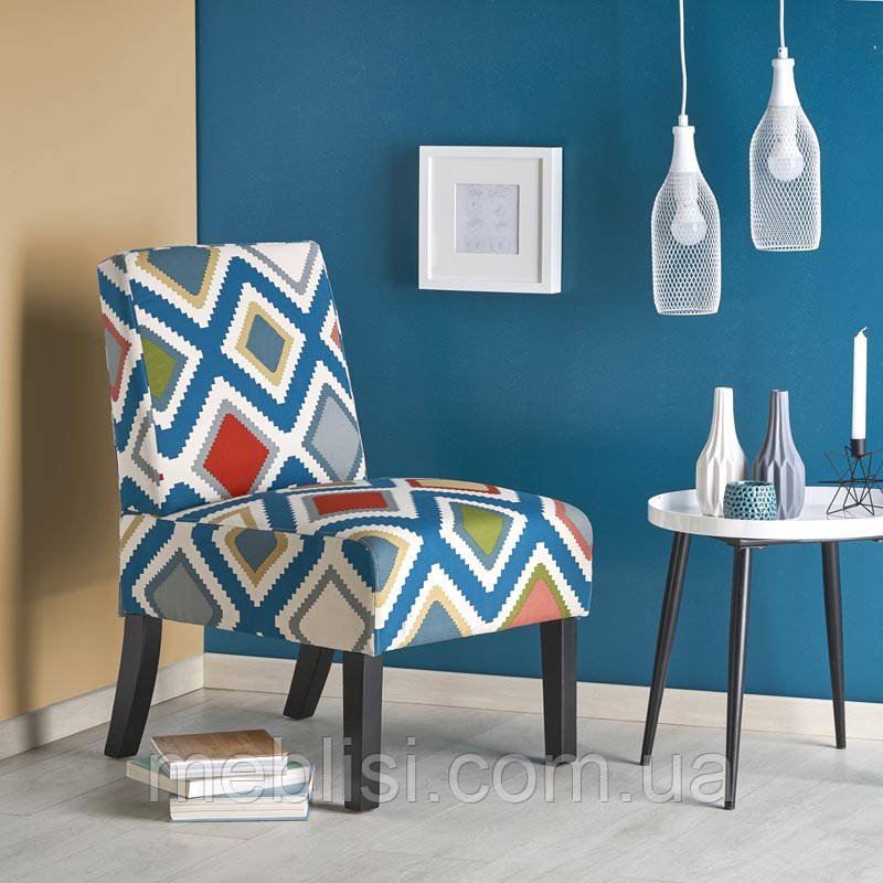 Крісло FIDO різнобарвний (Halmar)