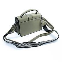 Сумка Женская Клатч иск-кожа 1-01 1606 green, фото 2