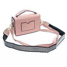 Сумка Женская Клатч иск-кожа 1-01 18536 pink, фото 2
