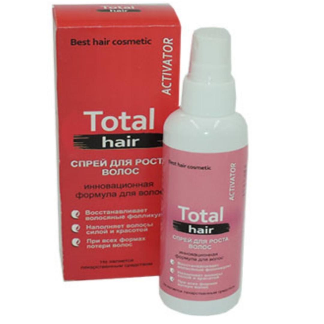 Total Hair - Спрей для роста волос (Тотал Хаер)