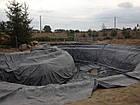 Изоляция водоемов ЭПДМ бутилкаучуковой мембраной, резиной, фото 8