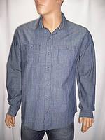 Джинсовая рубашка LEVIS 117508