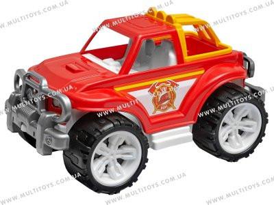Детская машина Внедорожник пожарный, ТМ Технок, 3541