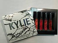 Набор помад Kylie (Кайли) White 4в1