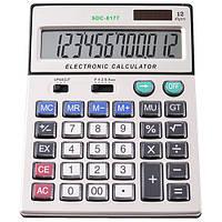 Калькулятор 8177, двойное питание