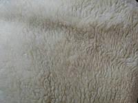 Чехлы на сидения универсальные Овчина Бежевые полный комплект (искусственный мех)