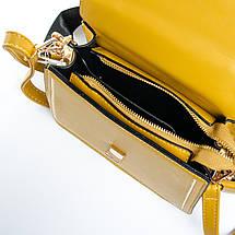 Сумка Женская Клатч иск-кожа 1-01 6983 yellow, фото 3