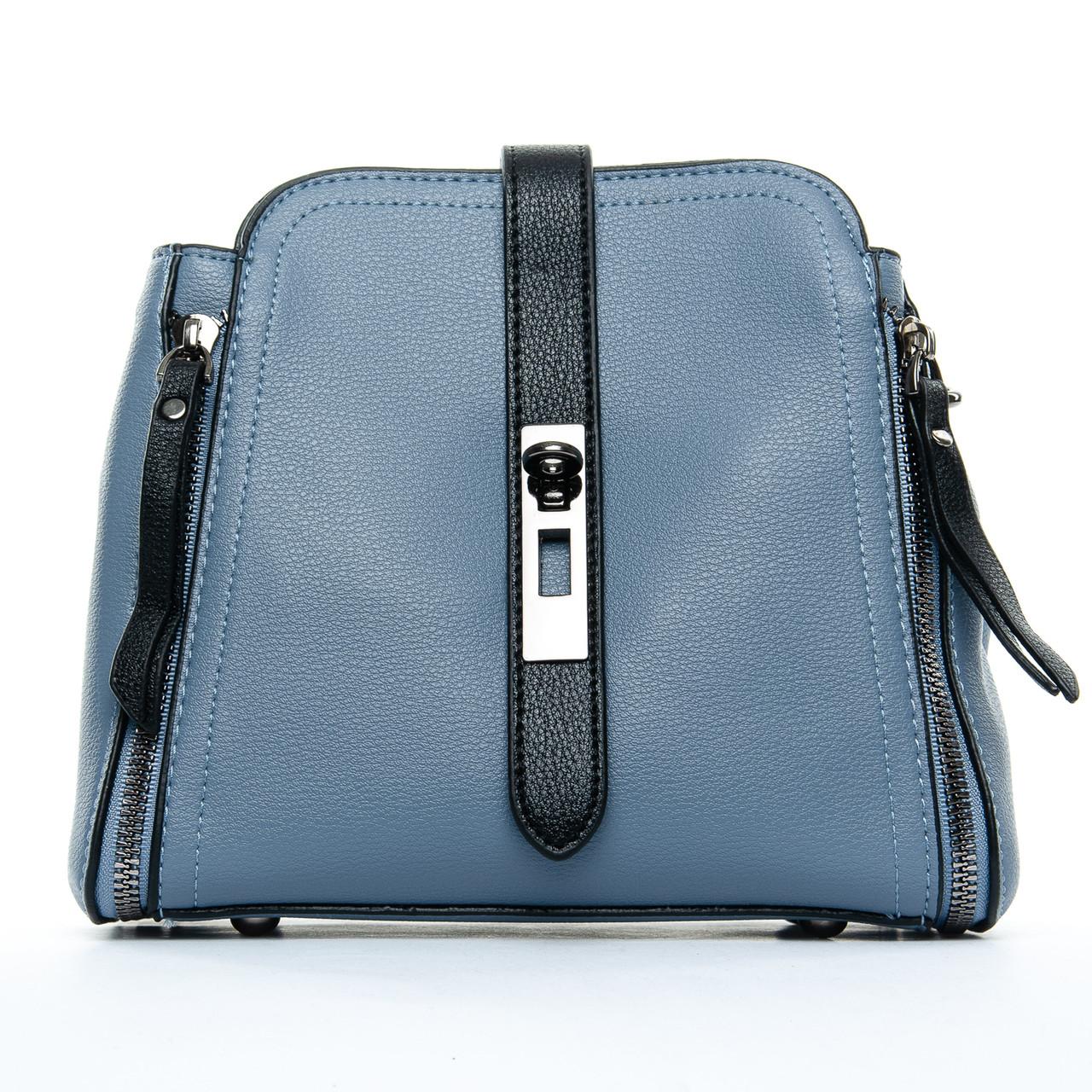 Сумка Женская Клатч иск-кожа 1-01 969 blue