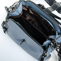 Сумка Женская Клатч иск-кожа 1-01 969 blue, фото 3