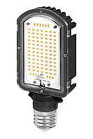 Лампа светодиодная STREET 40W E40 5500K 3500 Lm IP65 мощная Delux, промышленная