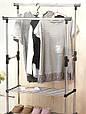 Стійка для одягу телескопічна, фото 5