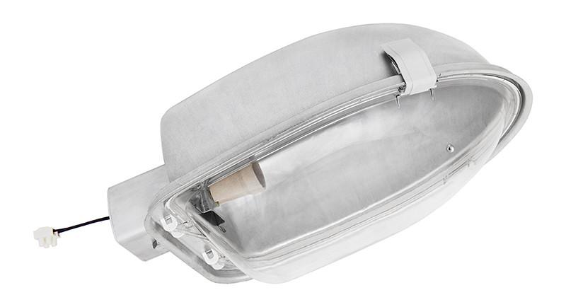 Вуличний світильник (корпус) КСУ-2735 Е27 IP65 під лампу LED алюміній, DELUX