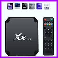 Смарт приставка  X96 Mini 2GB/16GB.TV-Приставка Android SMART  X96 mini.USB.Wi-Fi.HDMI.Android: 7.1.2