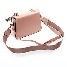 Сумка Женская Клатч иск-кожа FASHION 1-03 9702 pink, фото 2