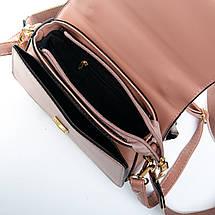 Сумка Женская Клатч иск-кожа FASHION 1-03 9702 pink, фото 3