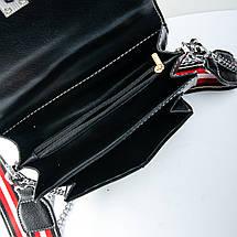 Сумка Женская Клатч иск-кожа FASHION 1-03 9983-1 black, фото 3