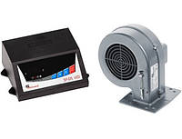 Комплект автоматики KG Elektronik SP-05 + вентилятор DP-02 Польша