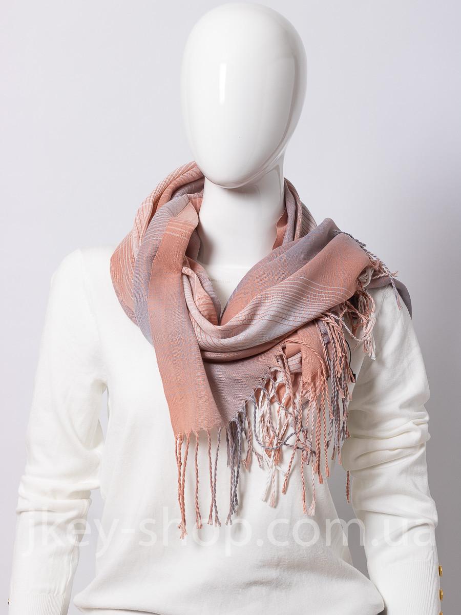 Шарф - платок женский SHARF MODA S205110 PINK
