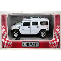 """Машина металлическая """"Kinsmart"""" """"2008 Hummer H2 SUV"""", KT5337W"""