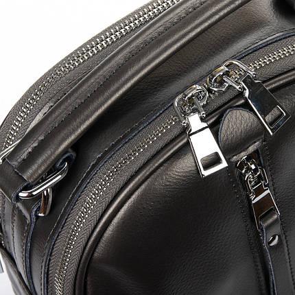 Сумка Женская Клатч кожа ALEX RAI 06-1 339 dark-grey, фото 2
