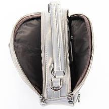 Сумка Женская Клатч кожа ALEX RAI 06-1 339 light-grey, фото 3