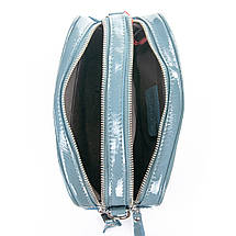 Сумка Женская Клатч кожа ALEX RAI 06-1 8736-3 l-blue, фото 3