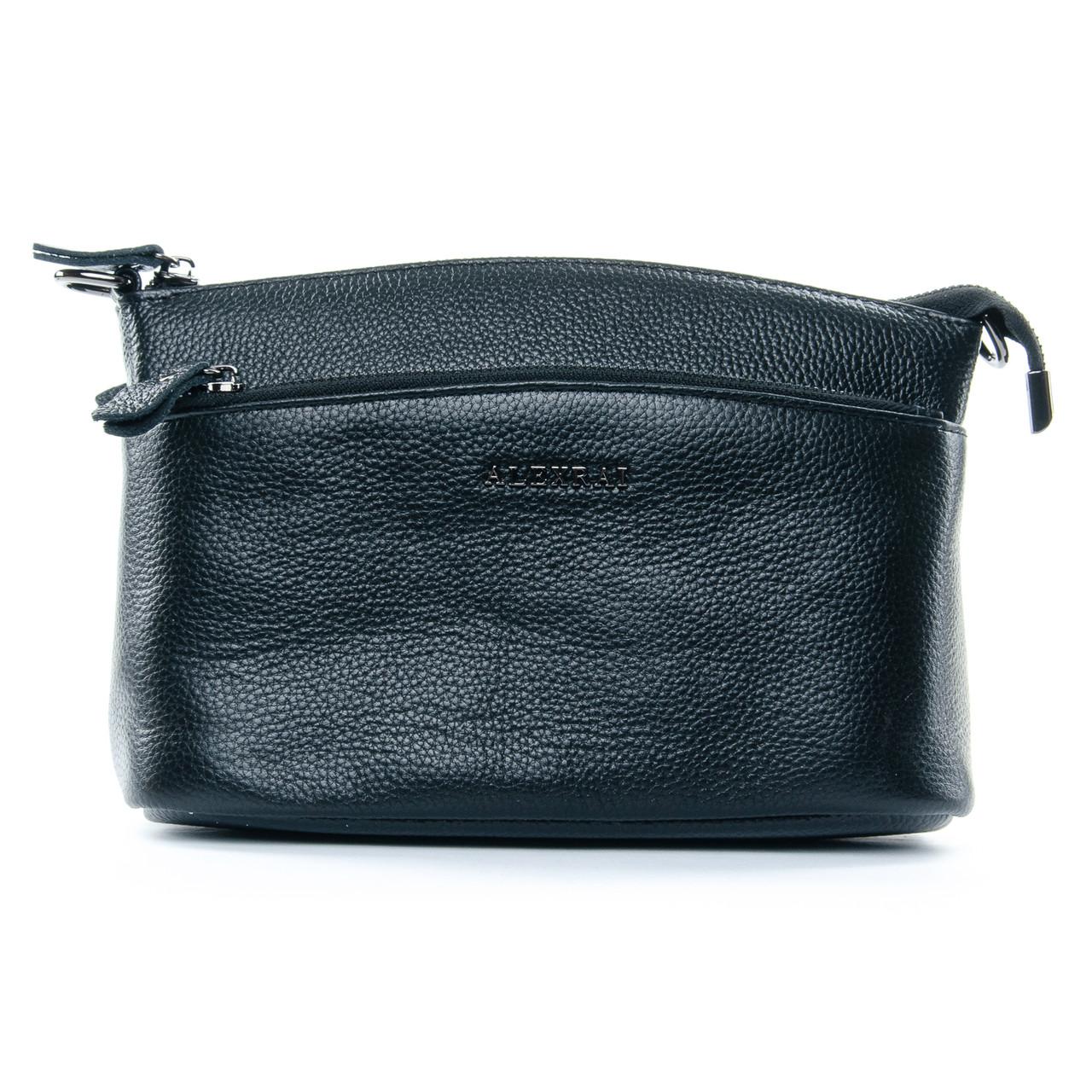 Сумка Женская Клатч кожа ALEX RAI 1-02 2907-1 black