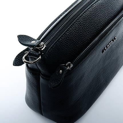 Сумка Женская Клатч кожа ALEX RAI 1-02 2907-1 black, фото 2