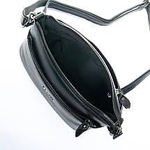 Сумка Женская Клатч кожа ALEX RAI 1-02 2907-1 black, фото 3