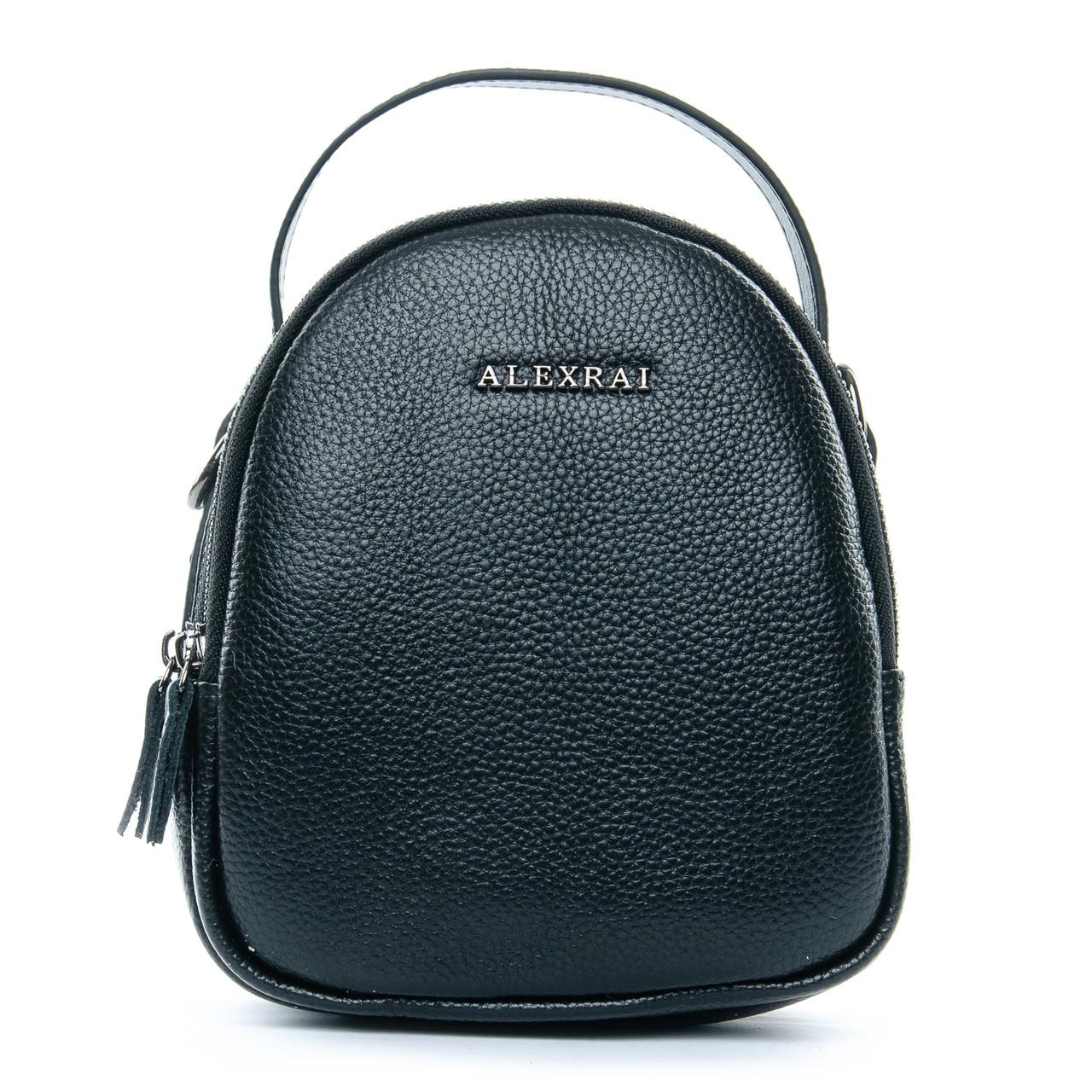 Сумка Женская Клатч кожа ALEX RAI 1-02 3902-1 black