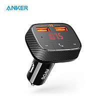 Anker Roav R5113 SmartCharge F0 FM-трансмиттер модулятор USB автомобильное зарядное устройство Быстрая зарядка
