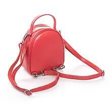 Сумка Женская Клатч кожа ALEX RAI 2-01 2228 watermelon red, фото 2