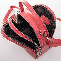 Сумка Женская Клатч кожа ALEX RAI 2-01 2228 watermelon red, фото 3